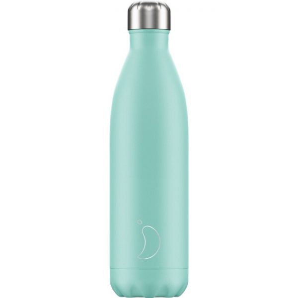 Chilly's bottle 500ml verde pastello