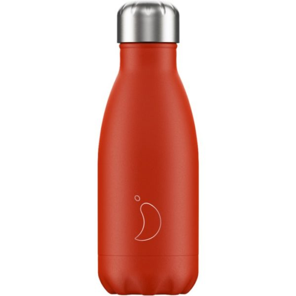 Chilly's bottle neon red