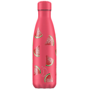 Chilly's bottle 500ml newicon watermelon